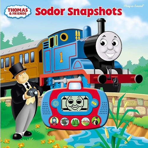 9781412719186: Thomas and Friends Sodor Snapshots Play a Sound Book
