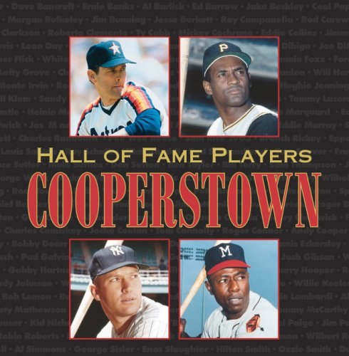 9781412719711: Hall of Fame Players: Cooperstown