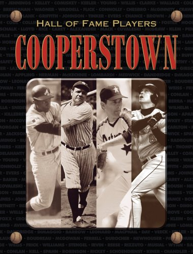 9781412719797: Cooperstown Hall of Fame Players (Sports)