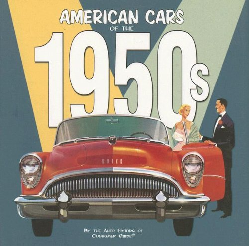 9781412719971: American Cars of the 1950's
