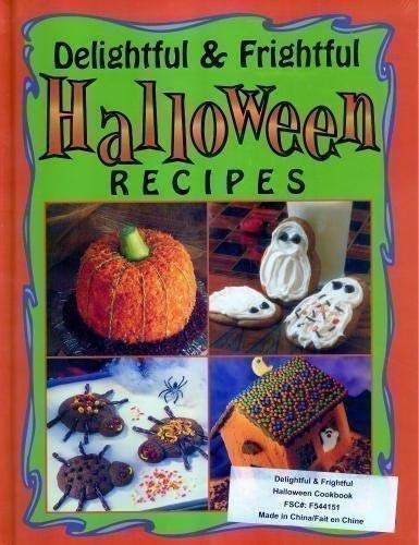 9781412720809: Delightful & Frightful Halloween Recipes Cookbook