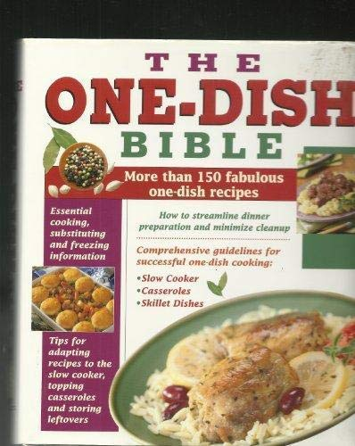 9781412721561: The One-Dish Bible