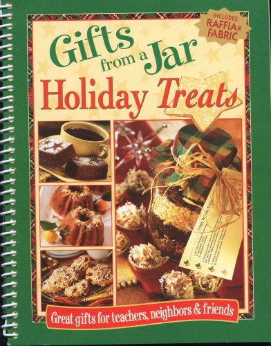 9781412722452: Gifts from a Jar: Holiday Treats by various (2005) Spiral-bound