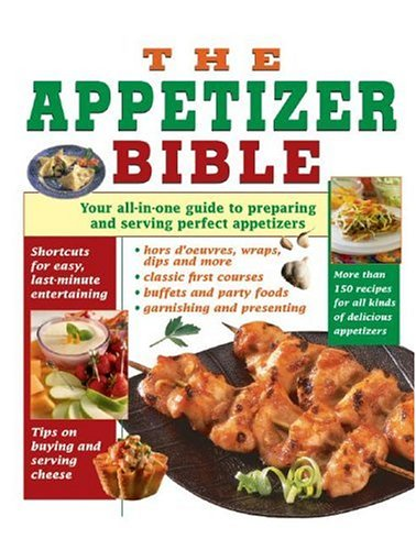 9781412723459: The Appetizer Bible