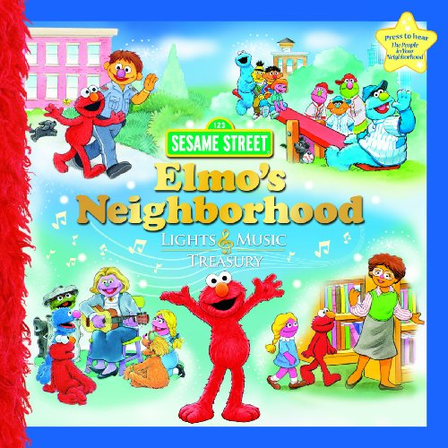 9781412723886: Elmo s Neighborhood Lights & Music Treasury