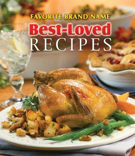 9781412724326: Favorite Brand Name Best Loved Recipes