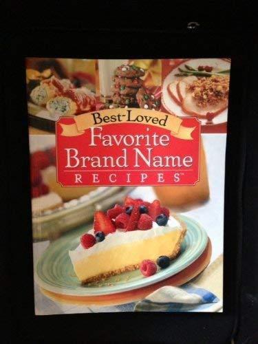 9781412724715: Favorite Brand Name Recipes
