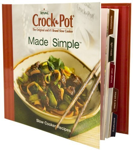 9781412725866: Rival Crock Pot, the Original and #1 Brand Slow Cooker: Made Simple: Slow Cooker Recipes