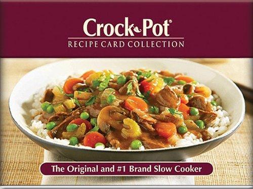 Rival Crock-Pot Recipe Card Collection