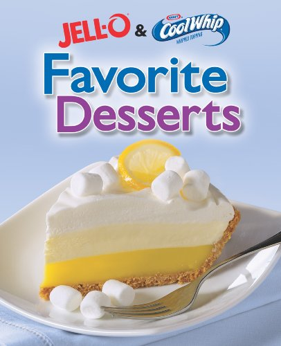 9781412727525: Jello and Coolwhip Favorite Desserts
