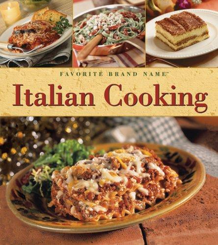9781412727648: Italian Cooking (Favorite Brand Name Cookbook)