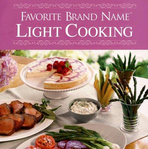 9781412728805: Favorite Brand Name Light Cooking