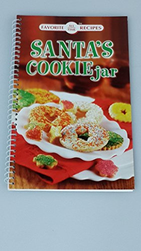 9781412728928: Santa's Cookie Jar (favorite All Time Recipes)