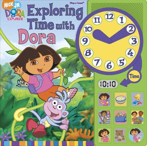 9781412730501: Exploring Time With Dora