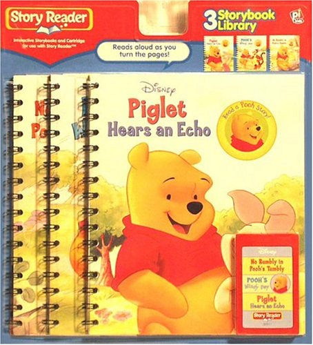 Story Reader Winnie the Pooh 3-Book Library: No Rumbly in Pooh s Tumbly; Piglet Hears an Echo; Pooh...