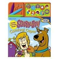 Scooby Doo Carnival Caper Play-a-Sound Sound Activity Book (1412730589) by Susan Rich Brooke