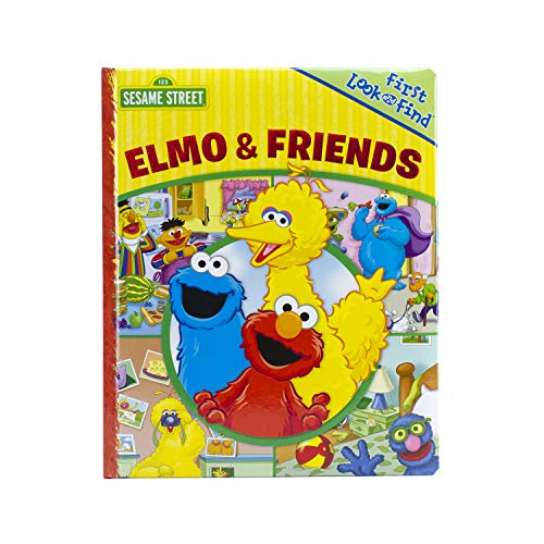 9781412730761: Elmo & Friends (My First Look and Find)