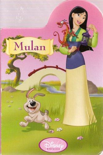 9781412731607: Mulan (Disney Princess)