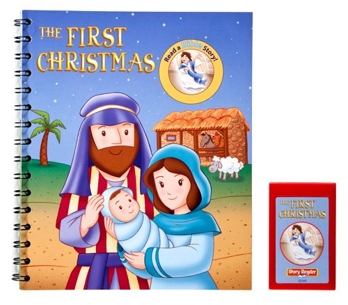 9781412732390: Story Reader Bible Story: The First Christmas