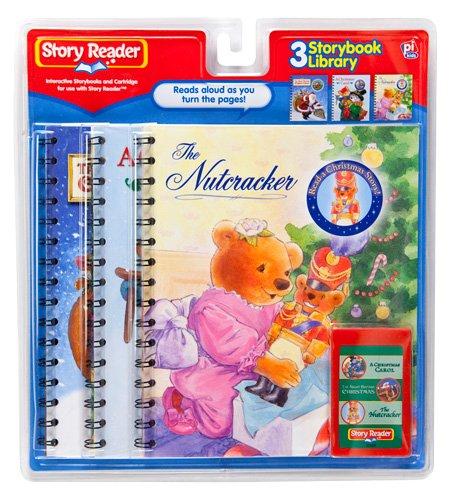 9781412732505: Story Reader 3-Book Christmas Library: A Christmas Carol; The Night Before Christmas; The Nutcracker
