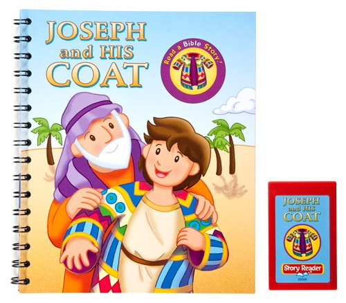 9781412733090: Story Reader Bible Story: Joseph and His Coat