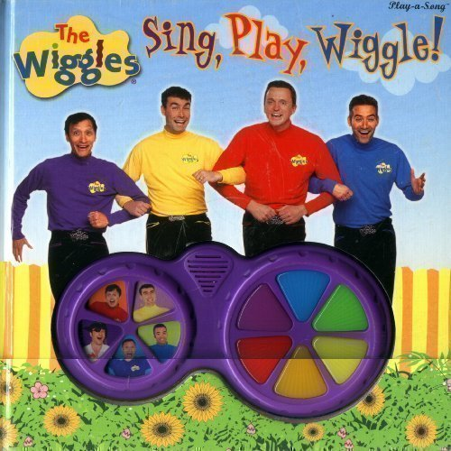 Wiggles Sing Play Drum Book: The Wiggles
