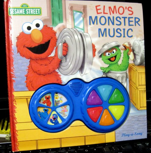 9781412733250: Drum Elmo Sesame Street: Elmo's Monster Music