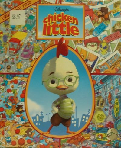 Look and Find Chicken Little (141273469X) by Michael P Fertig