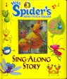 Miss Spider's Sunny Patch FiRends Sing-Along Story: Weber, Louis