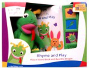 9781412735414: Baby Einstein Bedtime Story Book Plush Box