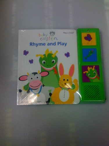 9781412735421: Rhyme and Play (Baby Einstein Play - A - Sound)