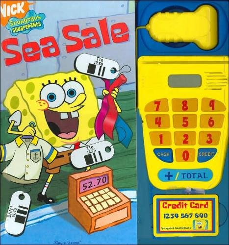 SpongeBob SquarePants Sea Sale