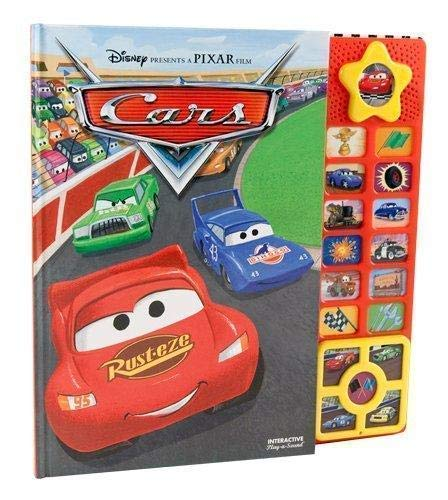 9781412735568: World of Cars Sound Book