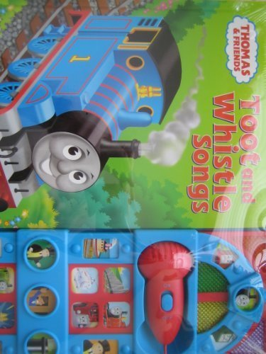 9781412735605: Thomas and Friends Toot and Whistle Songs (Play-a-song)