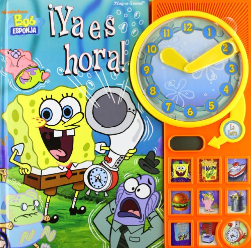Bob Esponja - YA Es Hora! (Spanish: Publications International