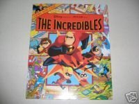 Disney's the Incredibles Look and Find!: Art Mawhinney