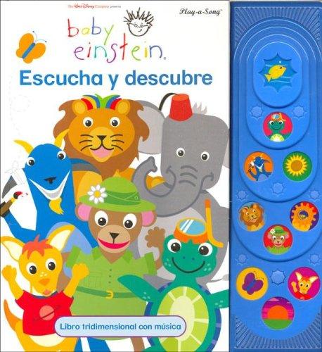 9781412737869: Baby Einstein - Escucha y Descubre (Spanish Edition)