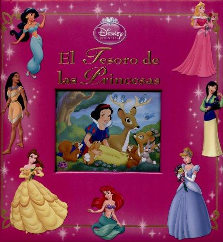 Tesoro De Las Princesas, El (Spanish Edition): Publications International