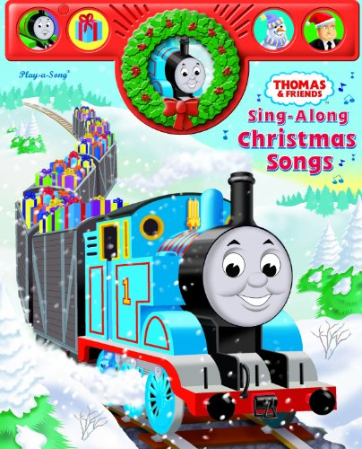 Thomas & Friends Sing-Along Christmas Songs (1412738989) by Editors of Publications International Ltd.