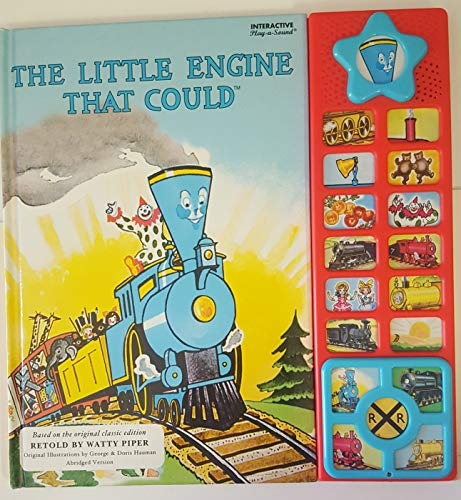 The Little Engine That Could (Interactive Play: Bridget Joyce