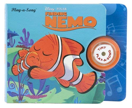 Finding Nemo Tiny Play-a-Sound Book (Play-A-Sound): Editors of Publications International, Ltd.