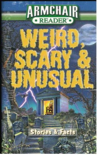 Armchair Reader Weird, Scary & Unusual: Jeff Bahr, Fiona