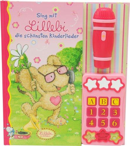 9781412745499: Karaokebuch - Sing mit Lillebi die schönsten Kinderlieder