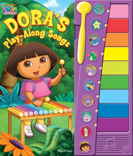 9781412745543: Dora's Play-Along Songs