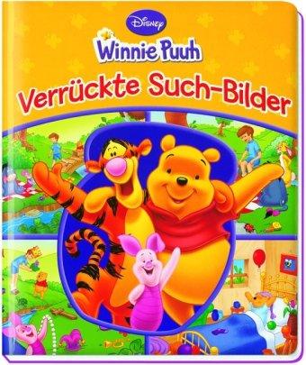 9781412745581: Winnie Puuh. Verrückte Suchbilder