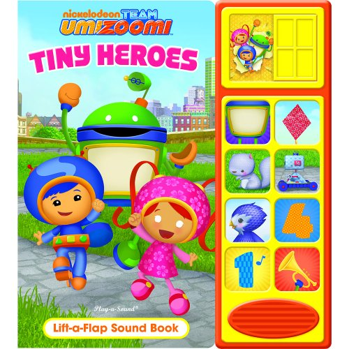 9781412745680: Nickelodeon Team Umizoomi: Tiny Heroes