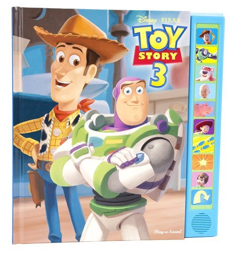9781412745727: Toy Story 3 Play-a-Sound Book