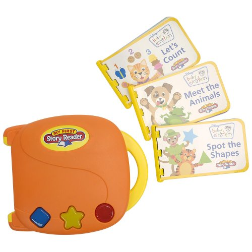 9781412746458: My First Story Reader with 3-Book Baby Einstein Library: Meet the Animals; Spot the Shapes; Let's Count