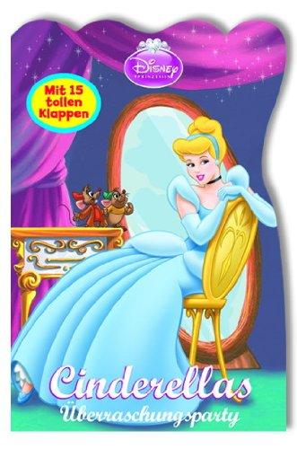 9781412746663: Disney Prinzessinnen - Cinderellas Überraschungsparty