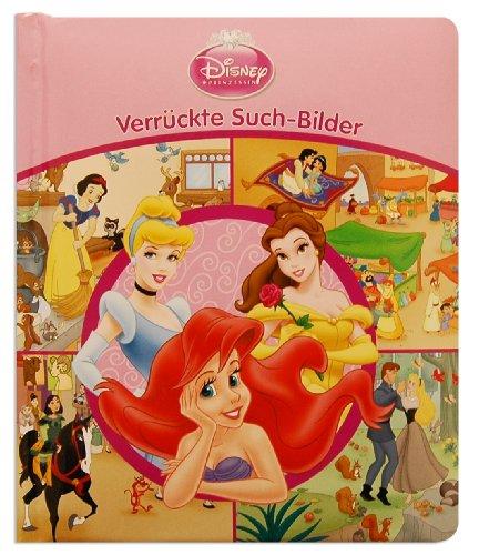 9781412746694: Disney Prinzessinnen - Verrückte Suchbilder
